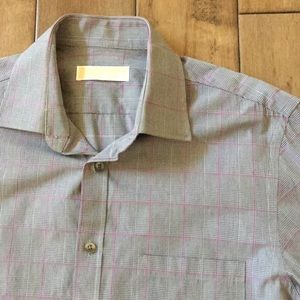 Micheal Kors long sleeve button up size med.